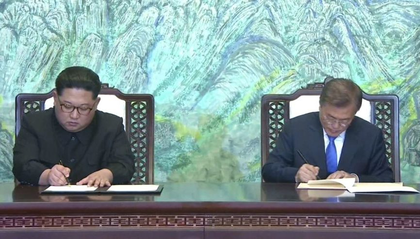 BREAKING-North-and-South-Korea-vow-to-end-Korean-War-e1524856641197